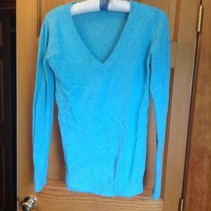 Old Navy Neon Blue Size Small Sweater